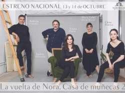 """ESTRENAMOS """"LA VUELTA DE NORA. Casa de muñecas 2"""""""