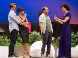 """LUIS MERLO estrena """"EL TEST"""" en el Teatro Euskalduna de Bilbao"""